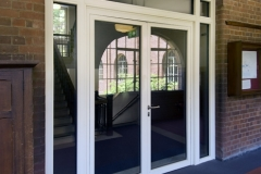 Sydney Uni Vision Safe Double Doors Side Lights and Top Lights (9)